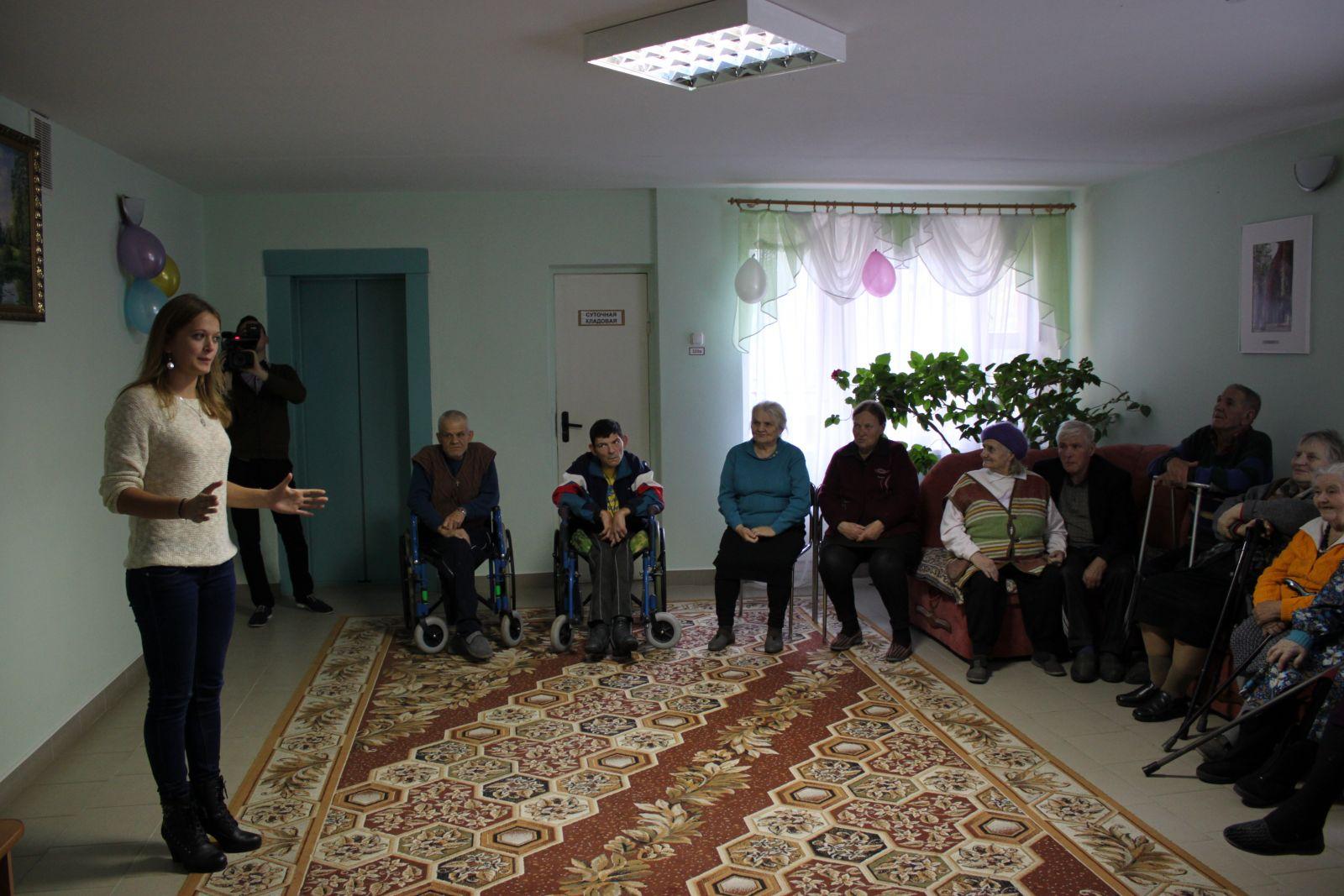 Дом для престарелых в гродно забота о родителях дом для престарелых