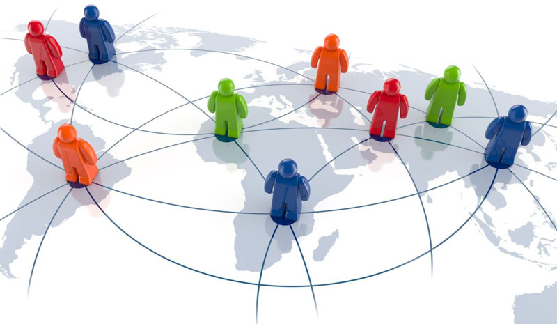 what major factors are driving the internationalization of business